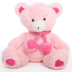 Muffler Heart Teddy Bears