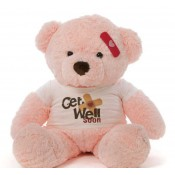 Get Well Soon Message Teddy Bears (3)