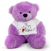 Be Mine Message Teddy Bears (0)
