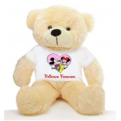 Friends Forever T-shirt Teddy Bears (8)