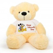 Happy Friendship Day T-shirt Teddy Bears (0)