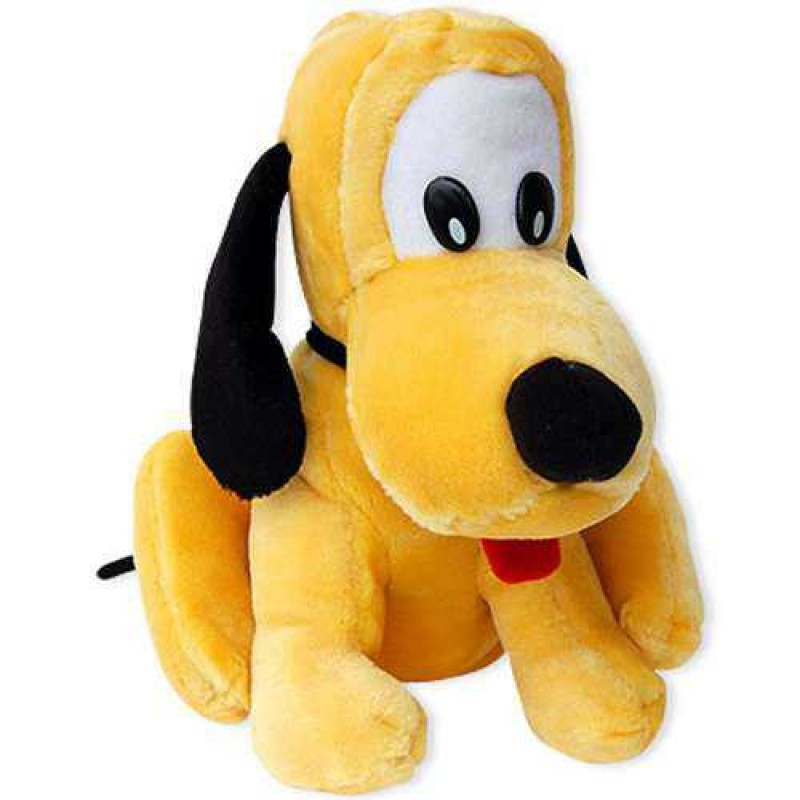 7da57eae2fe Buy Cute Stuffed Yellow Pluto Dog Plush Animal Soft Toy Online at Lowest  Price in India