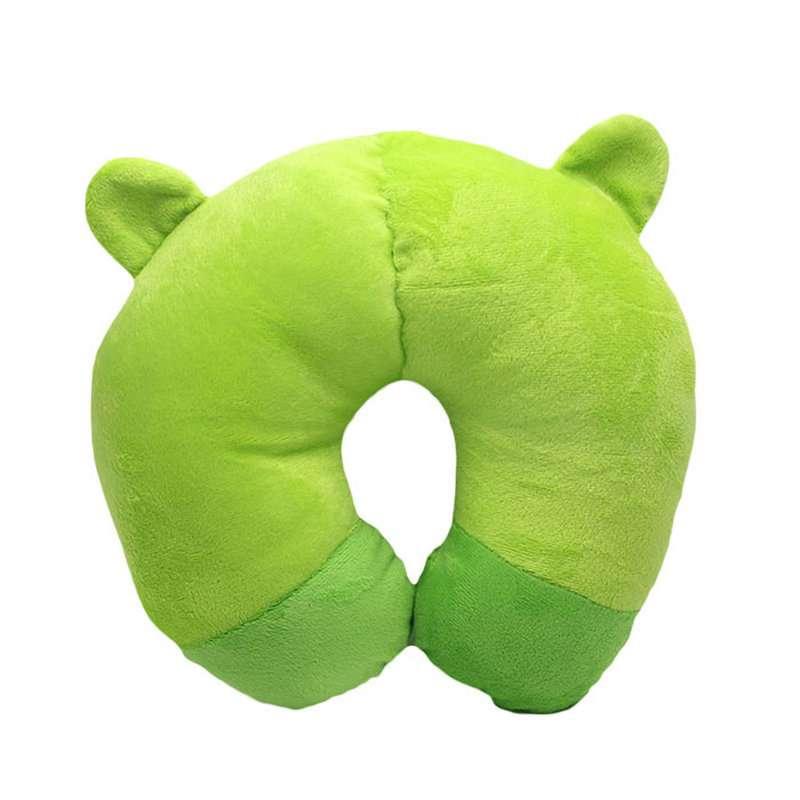Buy Green Smiley Frog U Shape Feeding Amp Nursing Baby Neck