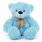 2 Feet Bow Teddy Bears (11)