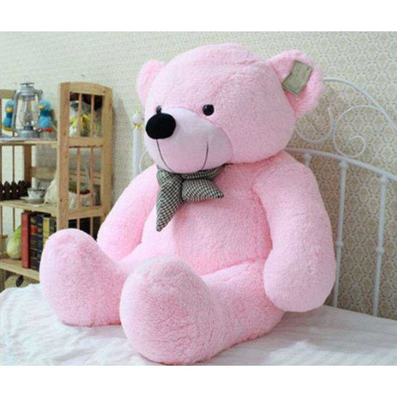 82efa734940cc Buy 5 Feet Pink Big Smile Bow Teddy Bear Online at Lowest Price in India