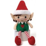 Special Cute 2 Feet Big Christmas Elfs (Set of 2)