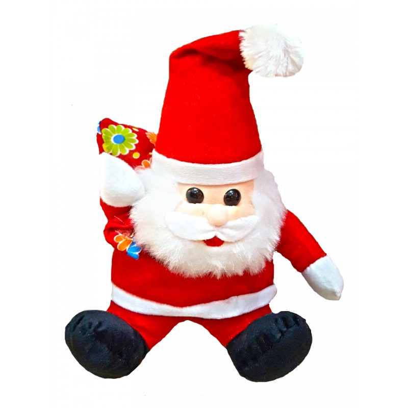 Buy Grabadeal Christmas Santa Claus Doll Stuffed Soft Toy Online At