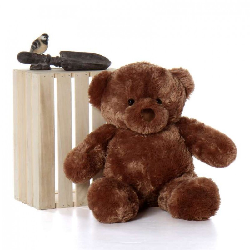 4274cb9f2d9d Buy 2.5 Feet Fat and Huge Brown Teddy Bear Online at Lowest Price in India