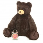 3 Feet Fat and Huge Brown Tummy Teddy Bear