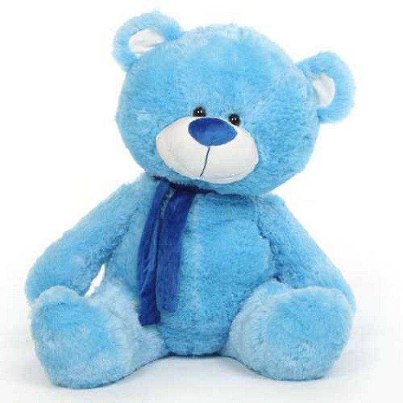 Image result for blue teddy bear