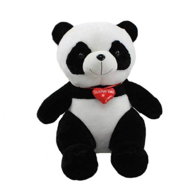 Buy 2 Feet Panda Soft Toy With I Love You Heart Online At Lowest Price In India Grabadeal