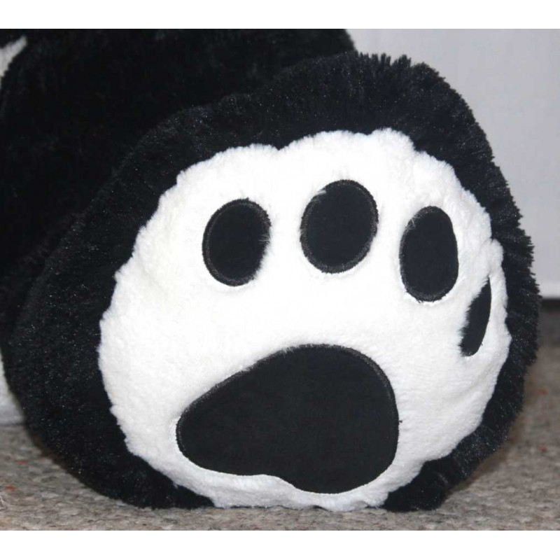 bfc296f7ce0 Giant 5 Feet Big Fat Papa Panda Teddy Bear Soft Toy with Embroidered Paws