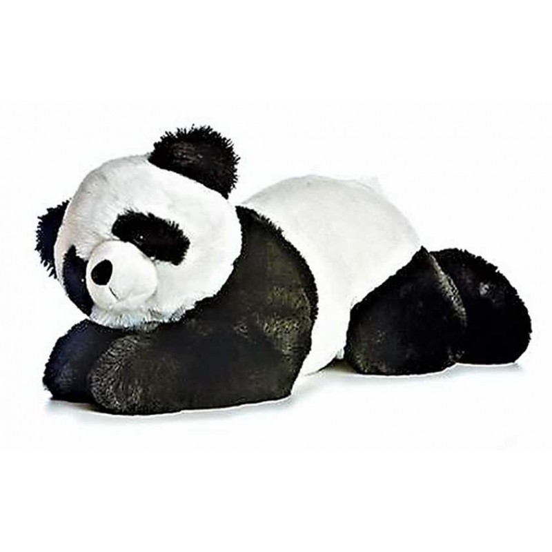ed30f5ac015 Buy Giant 3 Feet Sleeping Panda Teddy Bear Soft Toy Online at Lowest Price  in India