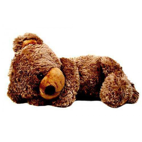 Cute 3 feet big sleeping teddy bear