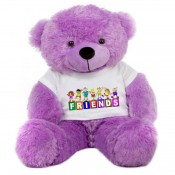 Friends T-shirt Teddy Bears (6)