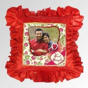 Square Shaped Photo Cushions (8)